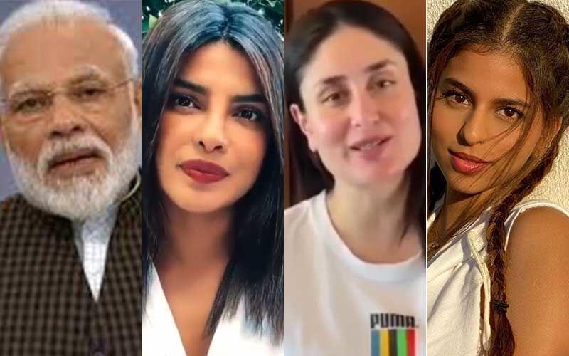 Priyanka Chopra, Kareena Kapoor, Suhana Khan And PM Modi Congratulate Joe Biden and Kamala Harris On US Election Victory 2020