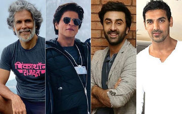 Starkers: Milind Soman, Shah Rukh Khan, Ranbir Kapoor, John Abraham And Bollywood Heroes Who Dropped All Their Clothes On Camera