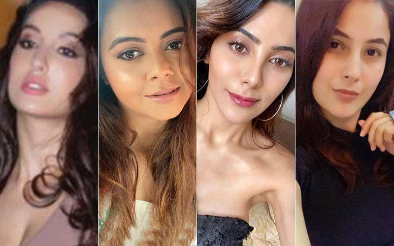 Fabulously HOT Or NOT? Nora Fatehi, Devoleena Bhattacharjee, Nikki Tamboli And Shehnaaz Gill