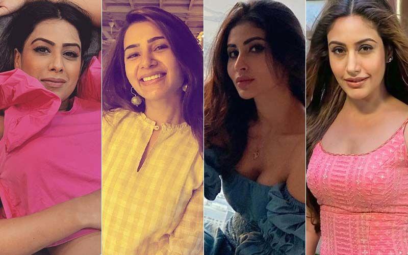 Fabulously HOT Or NOT? Nia Sharma, Samantha Akkineni, Mouni Roy And Surbhi Chandna