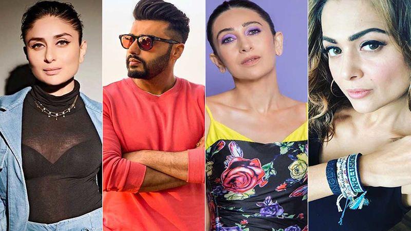 Kareena Kapoor Khan's Latest Insta Pics On Saif And Taimur Get Arjun Kapoor, Karisma Kapoor, Amrita Arora Talking