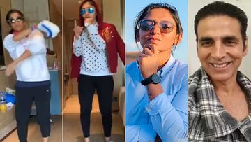Indian Cricketers Jemimah Rodrigues And Harleen Deol's 'Kaur Is Thor' Rap for Harmanpreet Will Bowl You Over; Akshay Kumar's Special Wish For Women In Blue – Videos