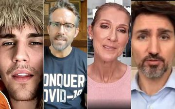 Justin Bieber, Ryan Reynolds, Celine Dion Join Canadian PM Justin Trudeau To Raise COVID-19 Relief Funds