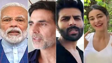 Muskurayega India Song: Prime Minister Narendra Modi Lauds Akshay Kumar, Kartik Aaryan, Ananya Panday And Others Efforts