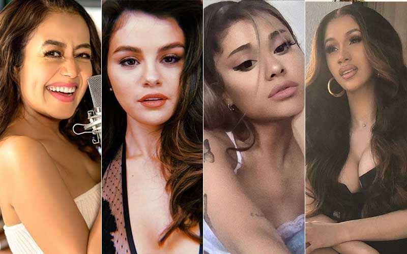 Neha Kakkar Beats Selena Gomez And Ariana Grande In Most Viewed Female Artists On YouTube List; Ranks On Number 2 After Cardi B