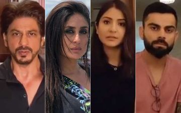 Sushant Singh Rajput Commits Suicide: Shah Rukh Khan, Anushka-Virat, Kareena Kapoor Khan Offer Condolences To Bereaved Family