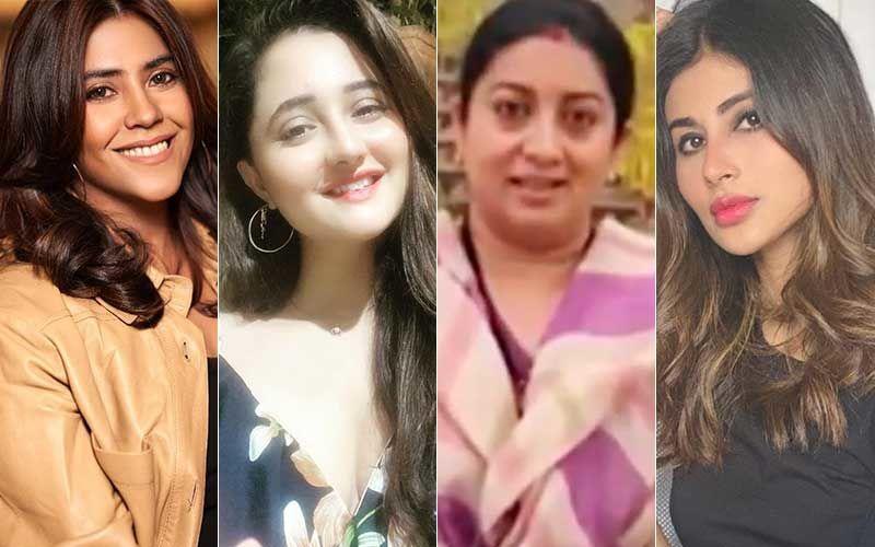 Happy Birthday Ekta Kapoor: Rashami Desai, Smriti Irani Pour Love; Mouni Roy Says Without Ekta, Most Famous 'Soap' Would've Been Lifebuoy