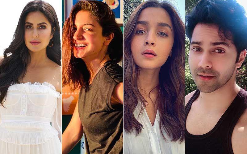 Katrina Kaif Birthday: Anushka Sharma, Sonam Kapoor, Alia Bhatt, Varun Dhawan Have The Sweetest Wishes For The Sooryavanshi Actress