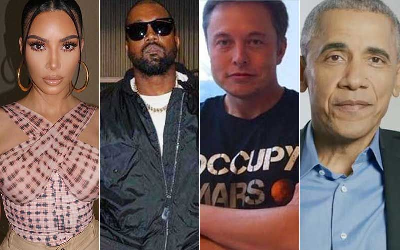 Kim Kardashian, Kanye West, Elon Mask, Bill Gates, Barack Obama's Twitter Accounts Hacked By Bitcoin Scammers; Trump's Handle Stays Untouched