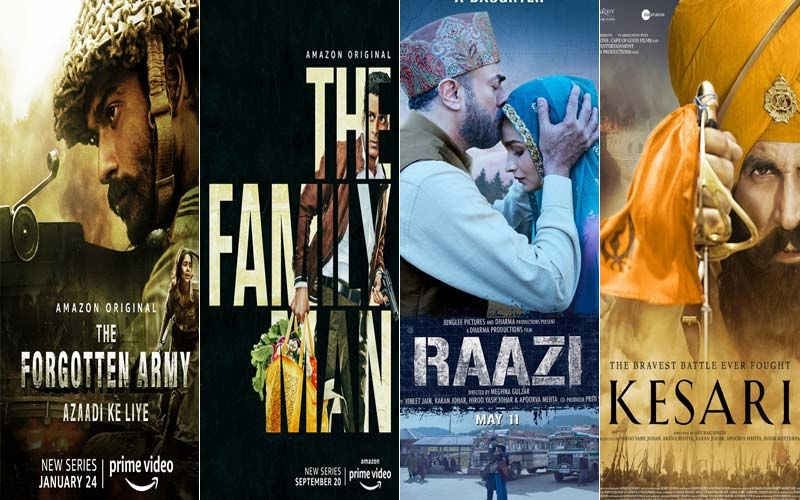 Independence Day 2020: Binge-Watch These Patriotic Movies And Series On 74th  Independence Day