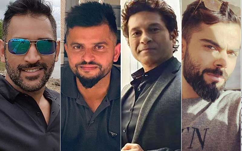 MS Dhoni And Suresh Raina Retire From International Cricket: Sachin Tendulkar, Virat Kohli-Anushka Sharma, Kartik Aaryan Laud Their Contribution