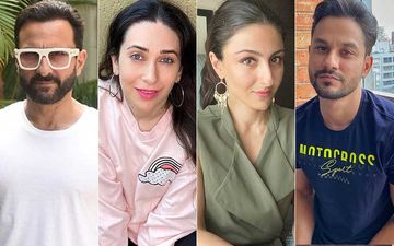 Saif Ali Khan Birthday Bash: Karisma Kapoor, Soha Ali Khan, Kunal Kemmu Bring In The Special Day At Saif-Kareena's House