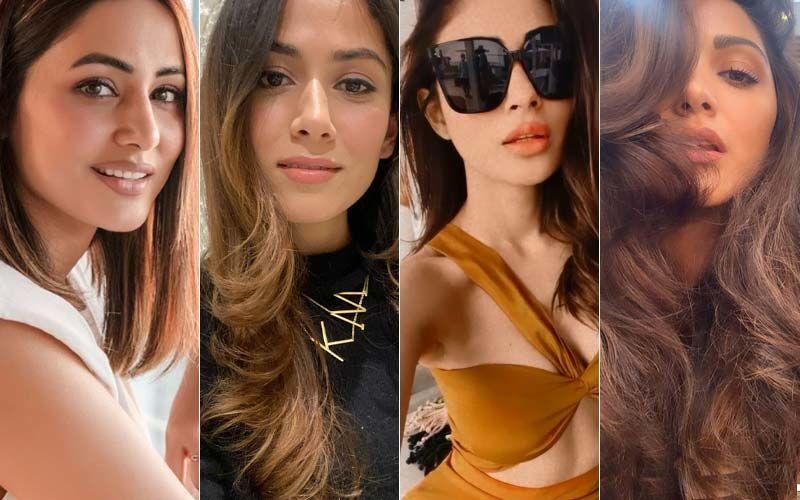 FABULOUSLY Hot OR Not? Mira Rajput, Kiara Advani, Mouni Roy And Hina Khan