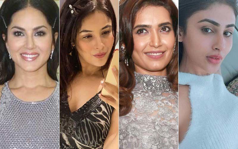 Fabulously HOT Or NOT? Sunny Leone, Shehnaaz Gill, Karishma Tanna, Mouni Roy