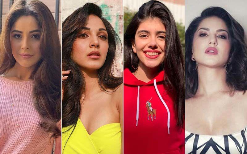 Fabulously HOT Or NOT? Kiara Advani, Sunny Leone, Shehnaaz Gill And Sanjana Sanghi