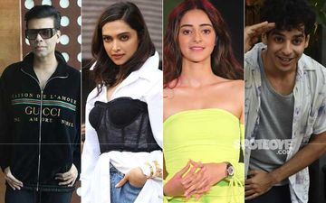 Karan Johar's House Party: Deepika Padukone, Vijay Deverakonda Attend; Ananya Panday-Ishaan Khatter Arrive Together