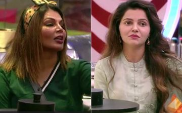 Bigg Boss 14 Feb 15 Spoiler Alert: Rakhi Sawant Questioned About The Person Who Gave Her The Most Grief In The House; Points Finger At Rubina Dilaik