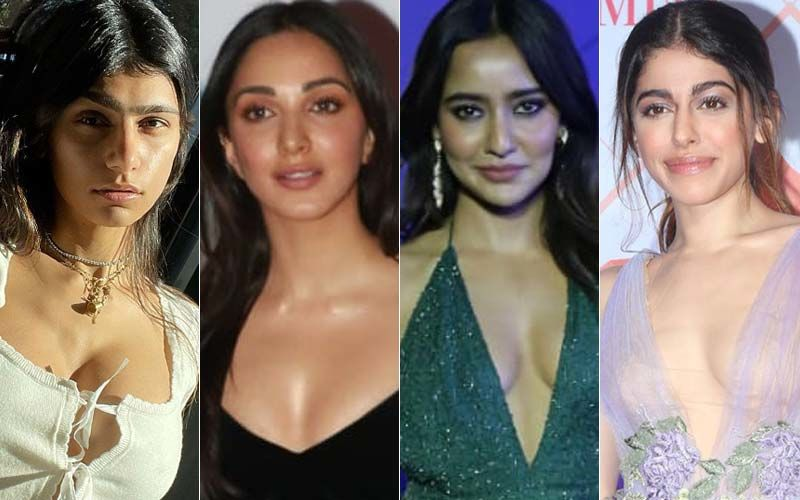 Fabulously HOT Or NOT? Mia Khalifa, Kiara Advani, Neha Sharma And Alaya F