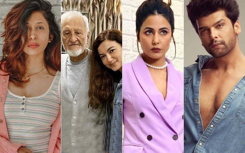 Gauahar Khan's Father Passes Away: Kishwer Merchant, Kushal Tandon, Hina Khan Pay Condolences
