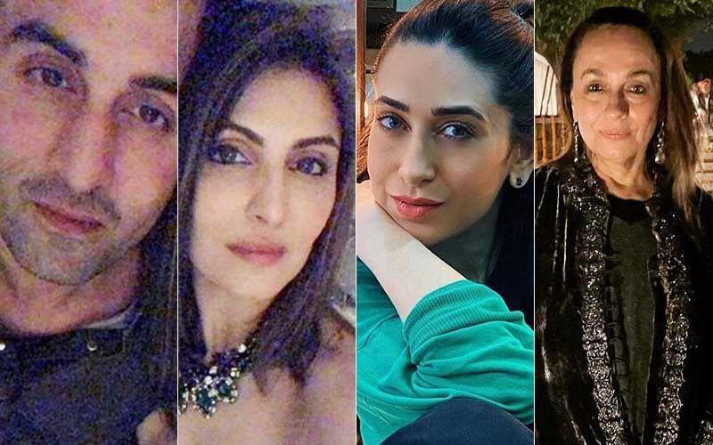 Ranbir Kapoor Tests Positive For COVID-19: Sis Riddhima Kapoor Sahni, Karisma Kapoor, Alia Bhatt's Mom Soni Razdan And Others Send 'Get Well Soon' Wishes