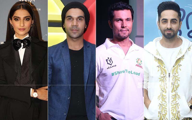 Sonam Kapoor, Rajkummar Rao, Randeep Hooda, Ayushmann Khurrana: Actors Who Broke Ground By Playing Homosexual Roles