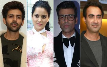 Bollywood's Biggest FALLOUTS: Kartik Aaryan-Karan Johar, Ranvir Shorey-Bhatts, Kangana Ranaut-Apurva Asrani And More