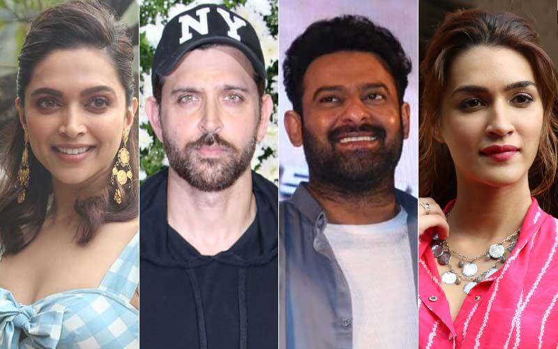Deepika Padukone-Hrithik Roshan, Prabhas-Kriti Sanon, And Ranbir Kapoor-Alia Bhatt; 8 Fresh Bollywood Pairings We Will See In Upcoming Films