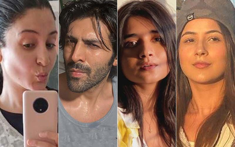 MUST-HAVE Active Essentials Inspired By Anushka Sharma, Shehnaaz Gill, Kartik Aaryan And Kanika Mann – Complete Look Book Inside
