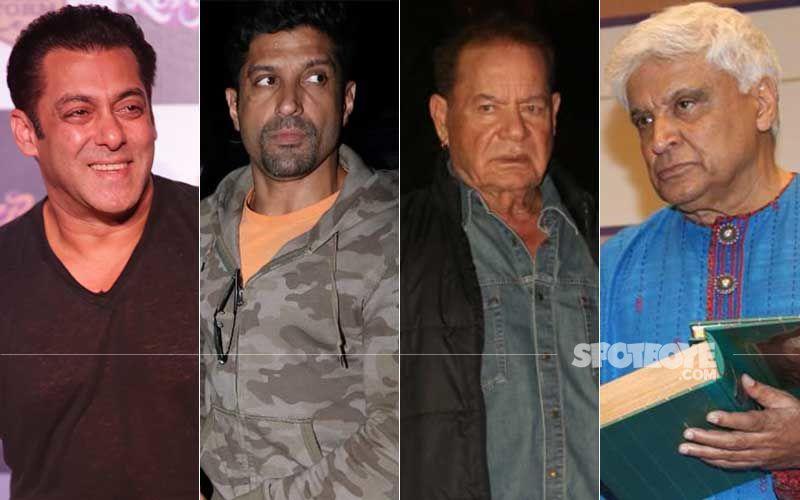 Angry Young Men: Salman Khan, Farhan Akhtar And Zoya Akhtar's Production Houses Come Together For Salim Khan-Javed Akhtar Documentary