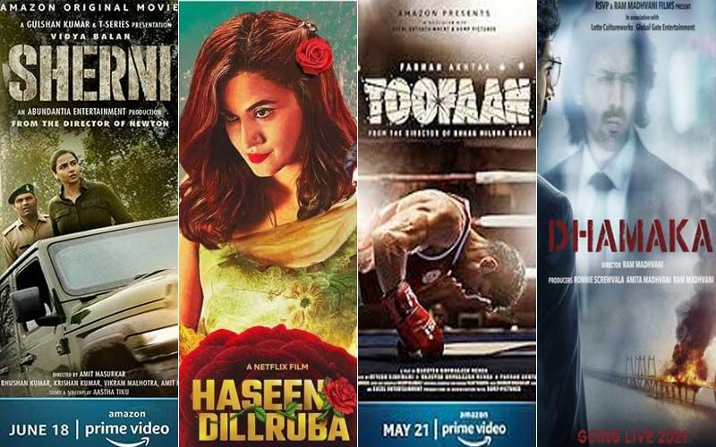 Sherni, Haseen Dillruba, Toofaan And Dhamaka: It's Raining Movies At The Monsoon Feature Film Festival On OTT