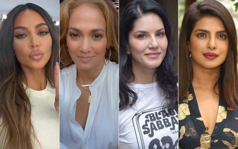 Kim Kardashian, Jennifer Lopez, Priyanka Chopra And Sunny Leone: What's Under The Stars' Outfits? Body-Smoothing Underwear, Tummy-Tuck Knickers, Camisole For Love-Handles