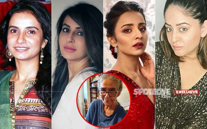 Surekha Sikri Passes Away: Balika Vadhu Actors Mahhi Vij, Bhairavi Raichura, Mahima Makwana And Roop Durgapal Remember The Actress- EXCLUSIVE