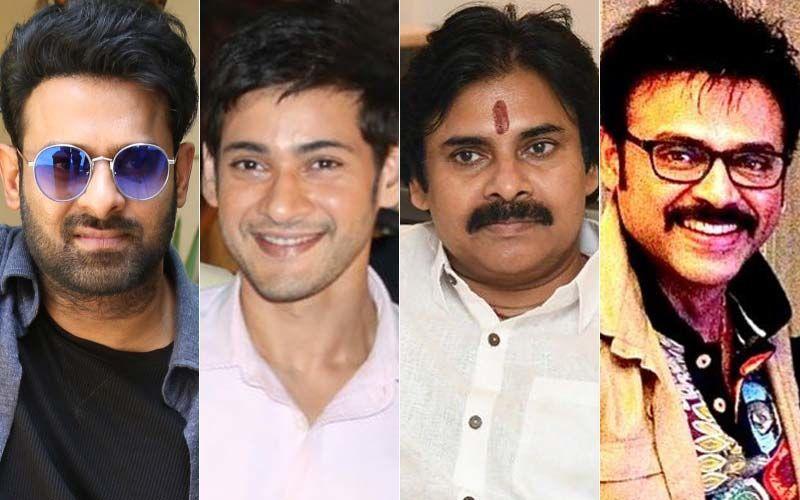 Prabhas, Mahesh Babu, Pawan Kalyan And Venkatesh To Vie For Box-office Space This Makar Sankrati