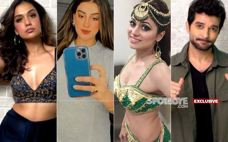 Bigg Boss OTT: Divya Agarwal And Akshara Singh Are Unsure About Shamita Shetty And Raqesh Bapat's Relationship-EXCLUSIVE
