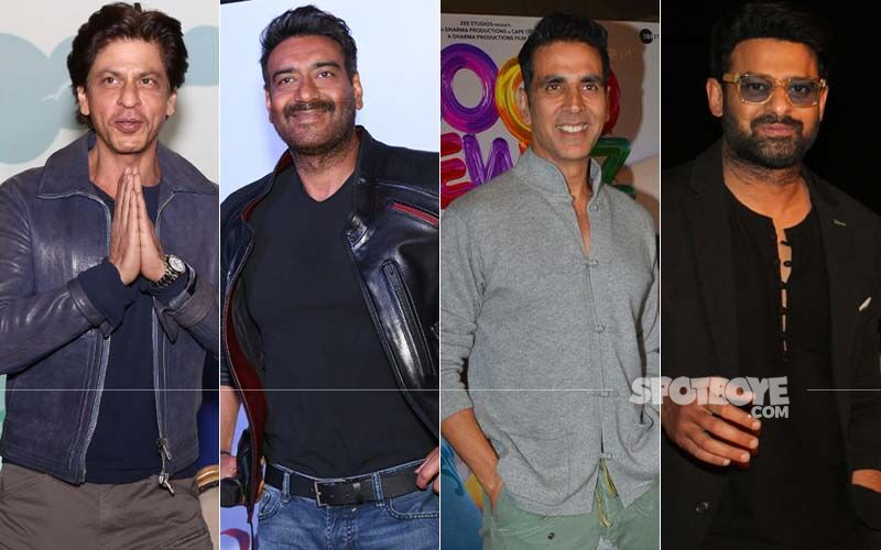 Akshay Kumar-Prabhas To Ajay Devgn-SRK, THESE Superstars Will Lock Horns At Box Office