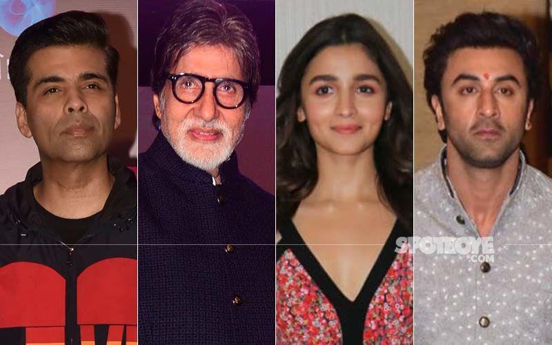 Karan Johar Refutes Insurance Claims For Amitabh Bachchan, Ranbir Kapoor And Alia Bhatt's Brahmastra: 'NOT TRUE AT ALL'
