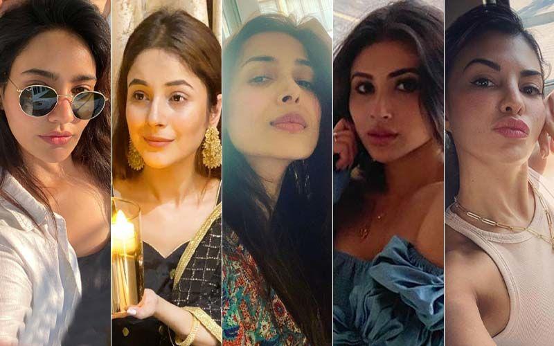 Fabulously HOT Or NOT? Neha Sharma, Shehnaaz Gill, Malaika Arora, Mouni Roy And Jacqueline Fernandez