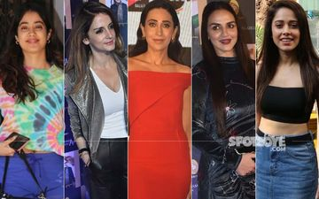 STUNNER OR BUMMER: Janhvi Kapoor, Sussanne Khan, Karisma Kapoor, Esha Deol Or Nushrat Bharucha?