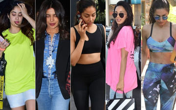 STUNNER OR BUMMER: Janhvi Kapoor, Priyanka Chopra Jonas, Mira Rajput, Kiara Advani Or Malaika Arora?
