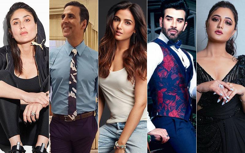 The Good, Bad And Ugly Of Last Week: Kareena Kapoor, Akshay Kumar, Jasmin Bhasin, Paras Chhabra, Rashami Desai