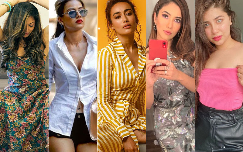 BEST DRESSED & WORST DRESSED Of The Week: Drashti Dhami, Nia Sharma, Surbhi Jyoti, Ridhima Pandit Or Aditi Bhatia?
