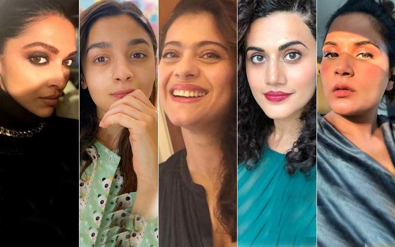 5 Strong Women-Oriented Films Of 2021: Deepika Padukone, Alia Bhatt, Kajol, Taapsee Pannu And Richa Chadha To Set The Screen On Fire