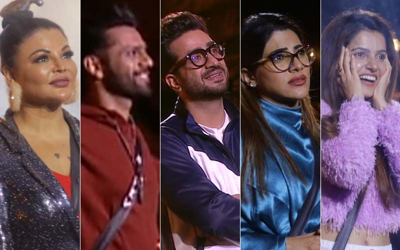 Bigg Boss 14 Finale: A Look At Aly Goni, Rahul Vaidya, Rakhi Sawant, Rubina Dilaik And Nikki Tamboli's Extraordinary Journey