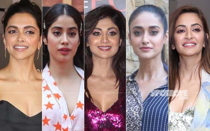 The Hottest Looks From B-Town That Caught Our Eyes Recently: Deepika Padukone, Janhvi Kapoor, Shilpa Shetty, Ileana D'Cruz And Kriti Kharbanda