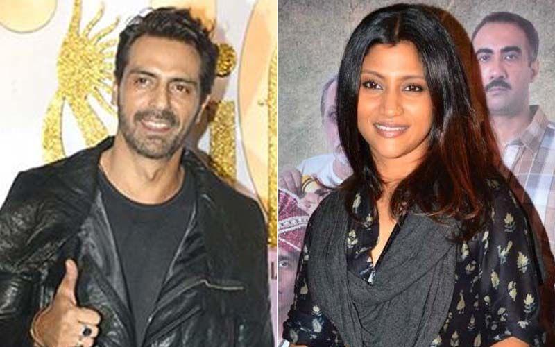 The Rapist: Arjun Rampal And Konkona Sen Wrap Up The Film's Shoot In Delhi