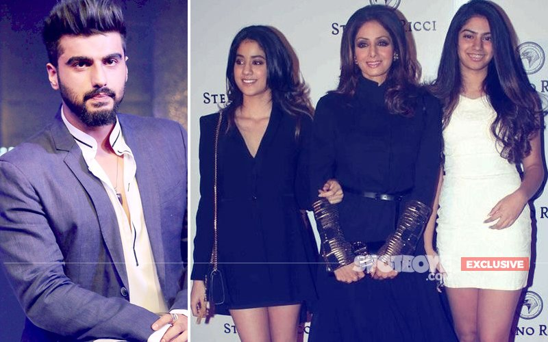 Arjun's Equation With Janhvi & Khushi After Sridevi Passed Away: The Details
