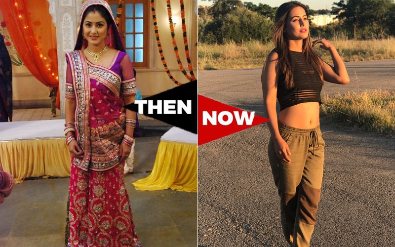 Bahu To Babe: Hina Khan's Jaw-Dropping Transformation Cannot Be Missed!