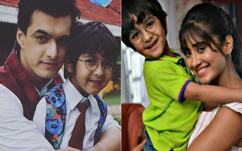 Yeh Rishta Kya Kehlata Hai: Shivangi Joshi And Mohsin Khan's On-Screen Son Shaurya Shah Aka Kairav Quits The Show