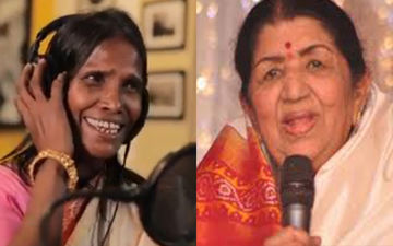 Lata Mangeshkar Opens Up About Internet Sensation Ranu Mondal's Overnight Fame, Says She Feels Fortunate About It