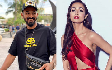 Cricketer KL Rahul Reveals His Childhood Crush Was Malaika Arora; Arjun Kapoor Are You Listening?